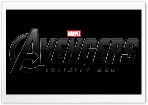 Avengers Infinity War 2018 Logo