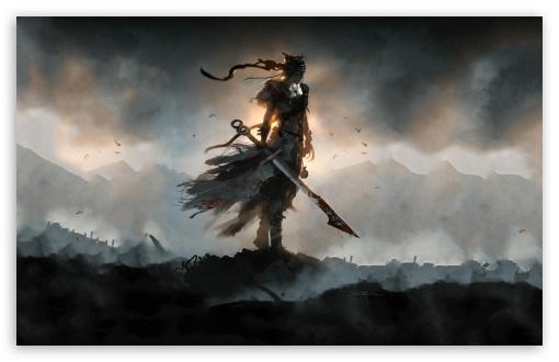 Download Hellblade Senua's Sacrifice 2017 Video Game UltraHD Wallpaper