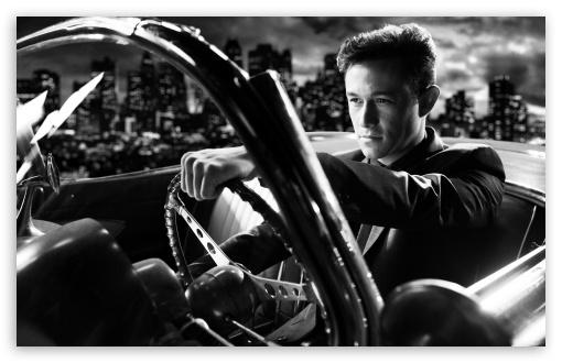 Download Sin City A Dame to Kill For Joseph Gordon Levitt UltraHD Wallpaper