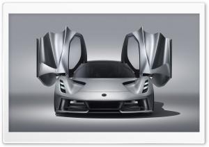 2019 Lotus Evija Powerful...