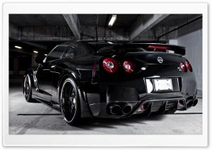 Nissan GTR - Stunning Black