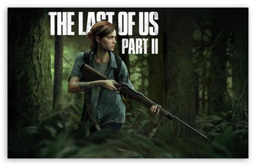 Download The Last Of Us Part 2 UltraHD Wallpaper