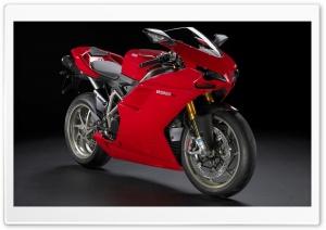 Ducati 1198S Sportbike