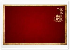 Vintage Paper Wallpaper