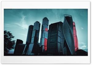 Moscow-City 2017 ART.IRBIS...