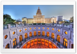 Texas State Capitol HDR