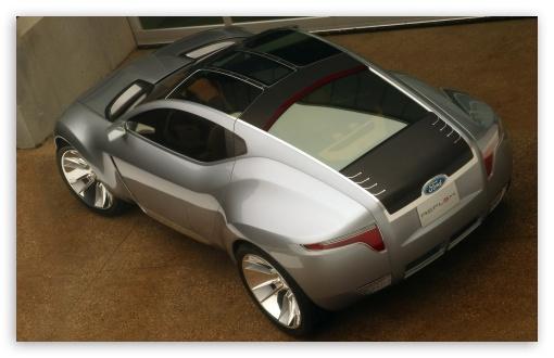 Download 2006 Ford Reflex Concept RA Top UltraHD Wallpaper