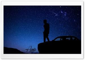 Night Sky Alone