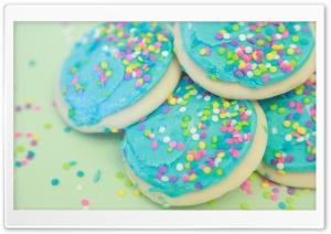 Soft Sweet Sugar Cookies