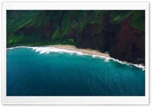 Coast Aerial View