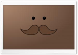 The Mysterious Moustache Man