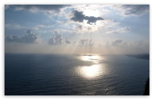 Download Open Sea, Summer UltraHD Wallpaper