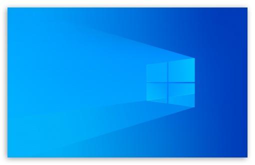 Download Flat New Windows 10 UltraHD Wallpaper