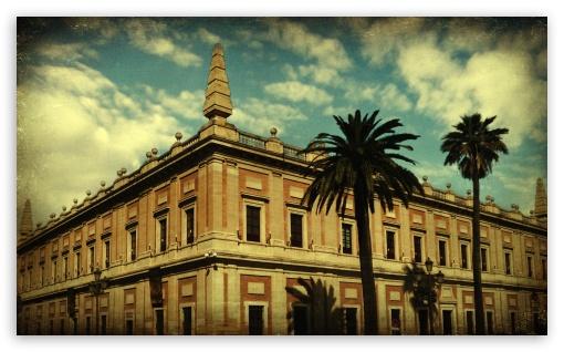 Download Archivo de Indias Sevilla UltraHD Wallpaper