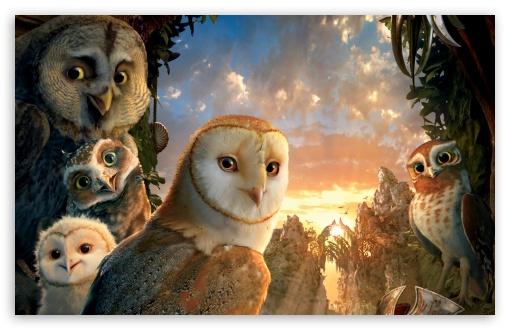 Download Legend Of The Guardians The Owls Of Ga Hoole UltraHD Wallpaper