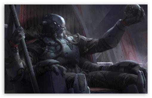 Download Destiny, Captain UltraHD Wallpaper