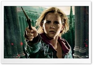 HP7 Part 2 Hermione