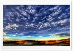 Desert Sky HDR