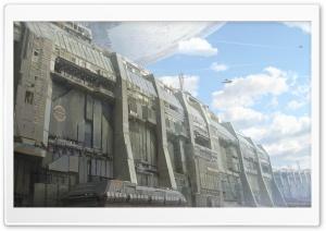 Destiny, City Wall