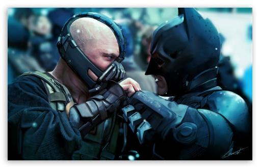 Download The Dark Knight Rises (2012) UltraHD Wallpaper