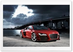 Audi R8 TDI Le Mans Concept 5