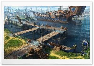 Dragon Eternity Game Ship