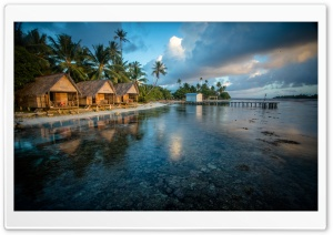 Bungalows On The Reef French...