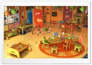 Toy Story 3 Kindergarten