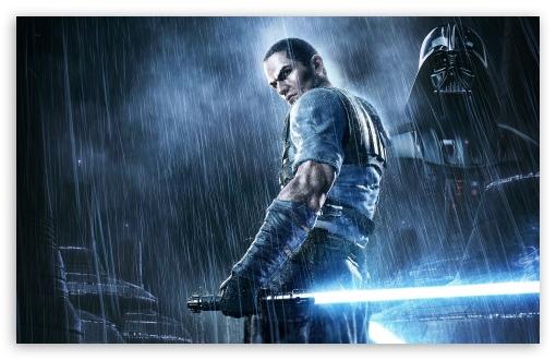Download Starkiller, Star Wars The Force Unleashed 2 UltraHD Wallpaper
