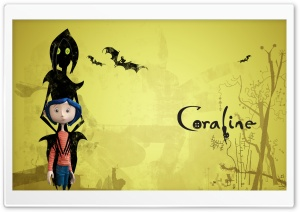 Dakota Fanning In Coraline I