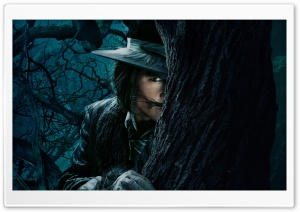 Into The Woods Johnny Depp As...