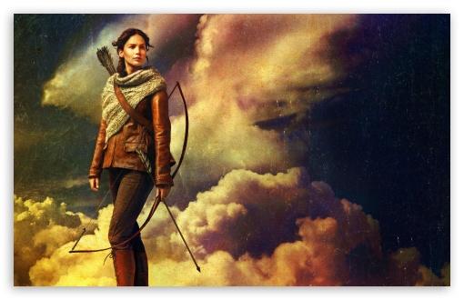 Download The Hunger Games Catching Fire UltraHD Wallpaper