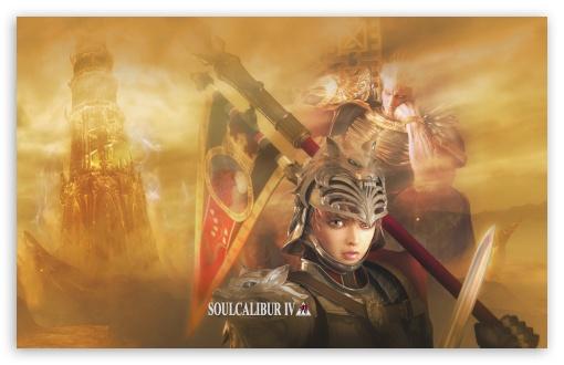 Download SoulCalibur IV UltraHD Wallpaper