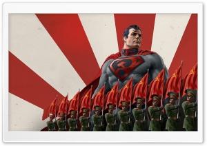 Superman Red Son 2020 Movie