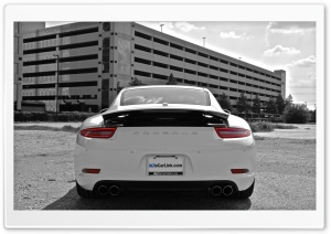 2012 Porsche 911 Carrera S (991)