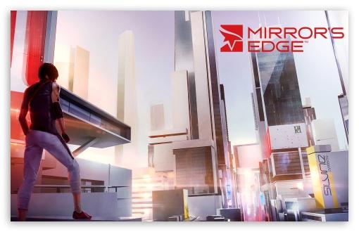 Download Mirrors Edge 2 UltraHD Wallpaper