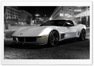 Chevrolet Corvette Stingray...