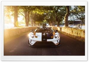 2019 Ford GT MK II Sports Car...