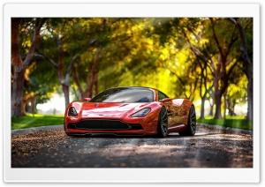 Aston Martin DBC 2013 Concept