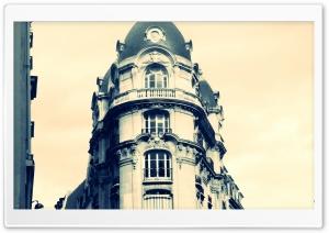 In A Street Of Paris