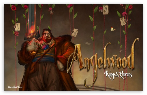 Download ANGELWOOD. KINGS and QUEENS UltraHD Wallpaper