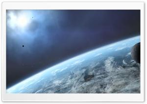 Satellites In Orbit
