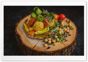 Rustic Food Plating