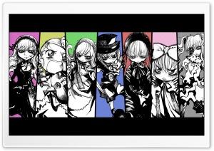 Rozen Maiden Manga IV