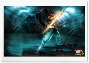 Marvel vs Capcom 3 - Strider...