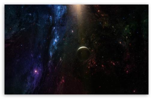 Download Space UltraHD Wallpaper