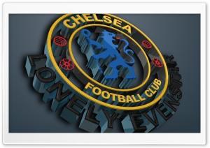 3D Chelsea Logo