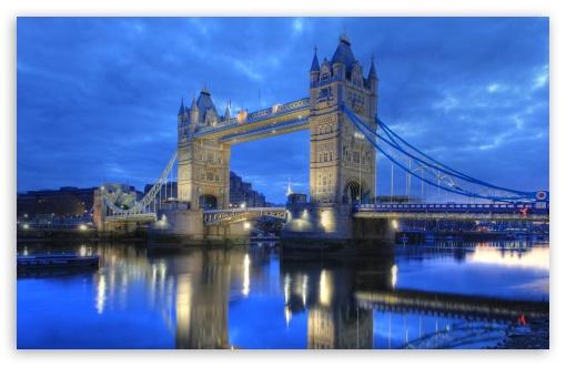 Download Tower Bridge London UltraHD Wallpaper