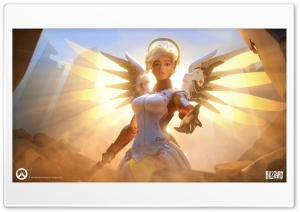 Overwatch Angel
