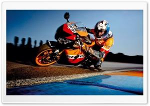 Honda Motorcycle Racing